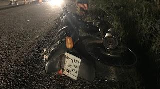 Homem morre após grave colisão entre carro e motocicleta em rodovia da Paraíba