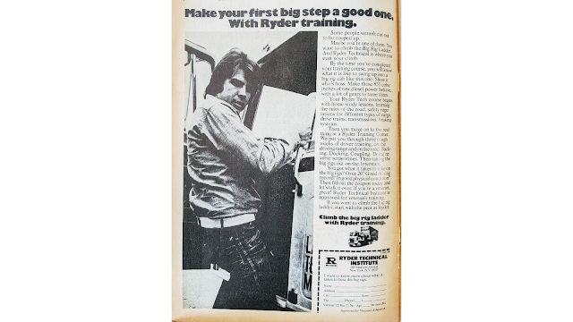 image of vintage black and white advertisement
