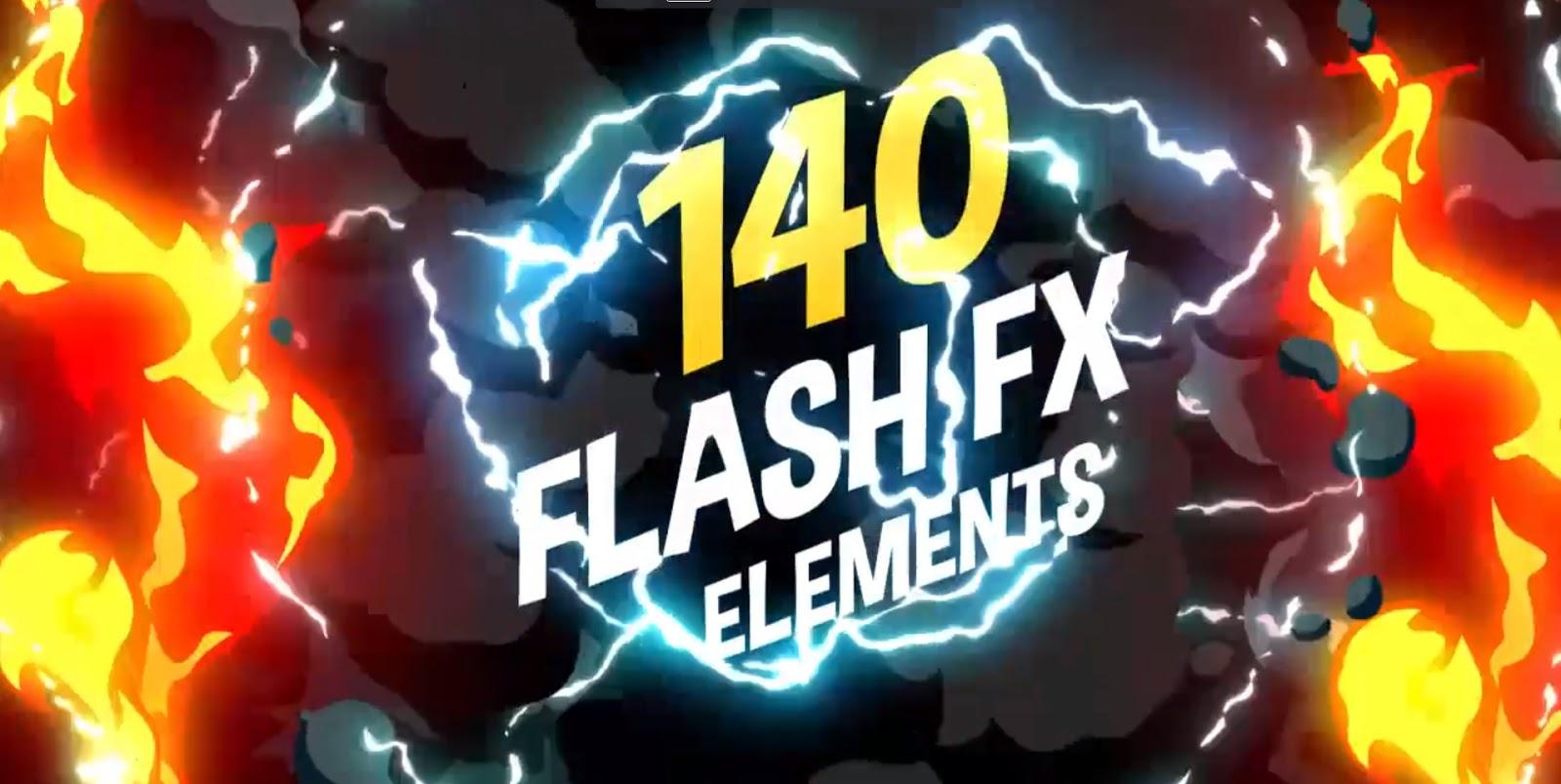 140 Flash FX Elements V3 hoc24h.net