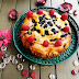 Blueberries-Ricotta Cake - Tarta de Ricotta y arándanos