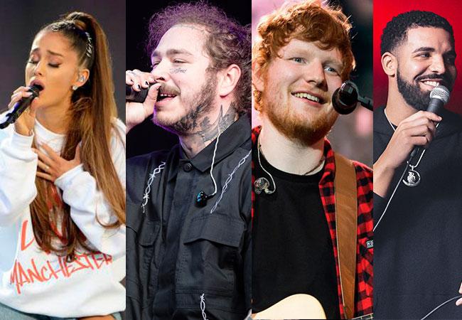 Spotify revela los artistas más escuchados del 2019 y de la década a nivel mundial