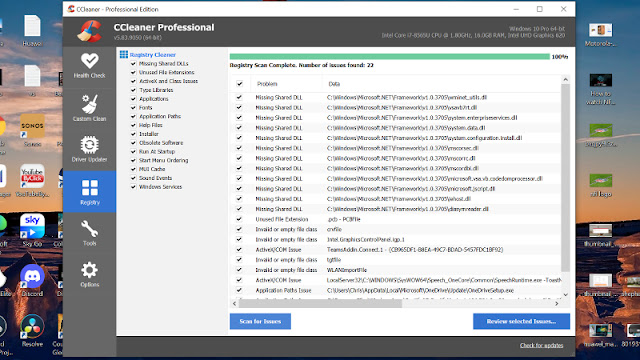 CCleaner Professional Review