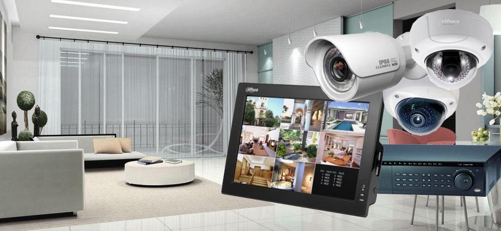 Giải pháp camera cho văn phòng, nhà máy