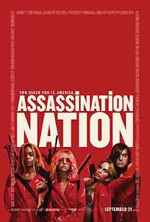 Assassination Nation e una de las películas más polémicas de Sitges 2018