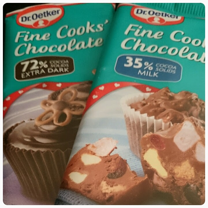 dr oetker fine cooks chocolate