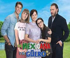 Ver telenovela la mexicana y el guero capítulo 3 completo online