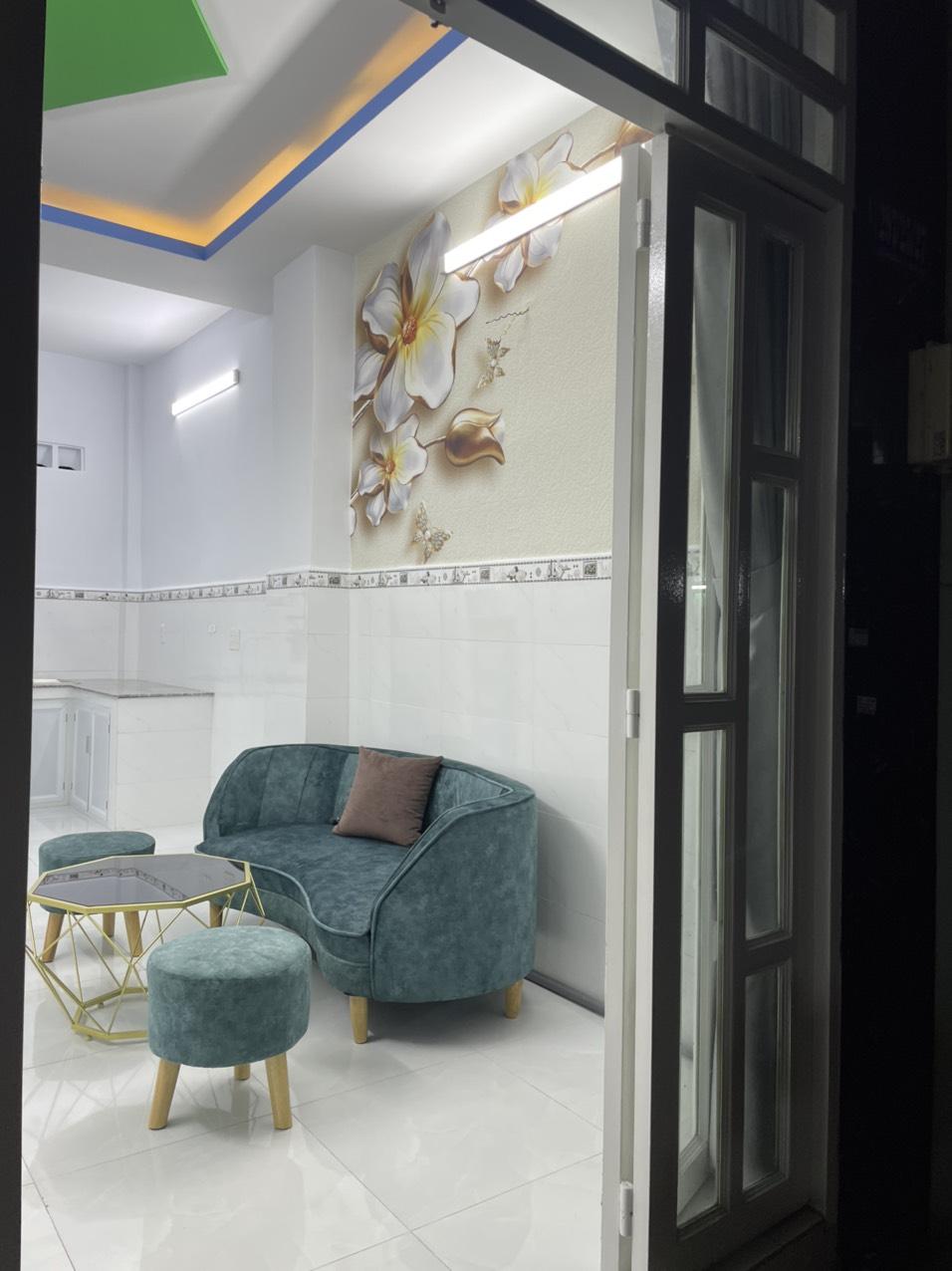 Bán nhà hẻm 297 Tân Hòa Đông Bình Trị Đông quận Bình Tân dưới 3 tỷ