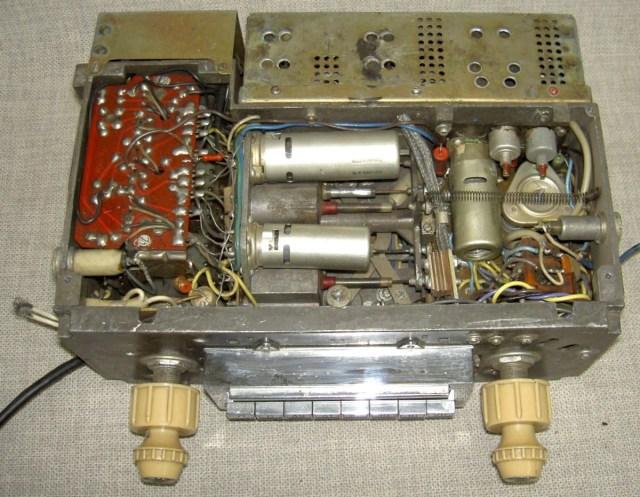 Автомобильный радиоприёмник АВП-60