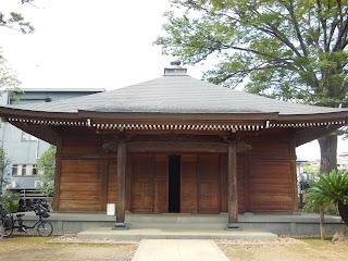 三会寺観音堂