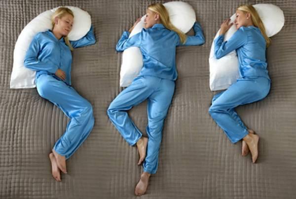 Δείτε τις σωστές στάσεις στον ύπνο για να ξυπνάτε χωρίς πόνους και ... fd57e45d96d
