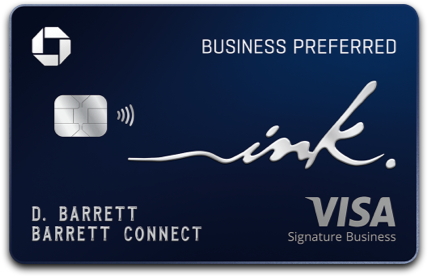 Chase Ink Business Preferred Credit Card Review [Best Offer: Earn 100,000 Bonus Chase Ultimate Rewards Points]
