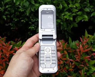 Hape Jadul Philips 760 Swivel Rotate New Sisa Stok BNOB Barang Langka