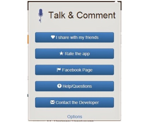Cara Mengirim Komentar dan Pesan Suara di Facebook