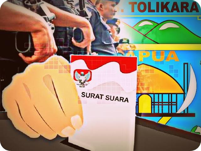 Polres Jayawijaya akan Kawal Pemungutan Suara Ulang di Kabupaten Tolikara