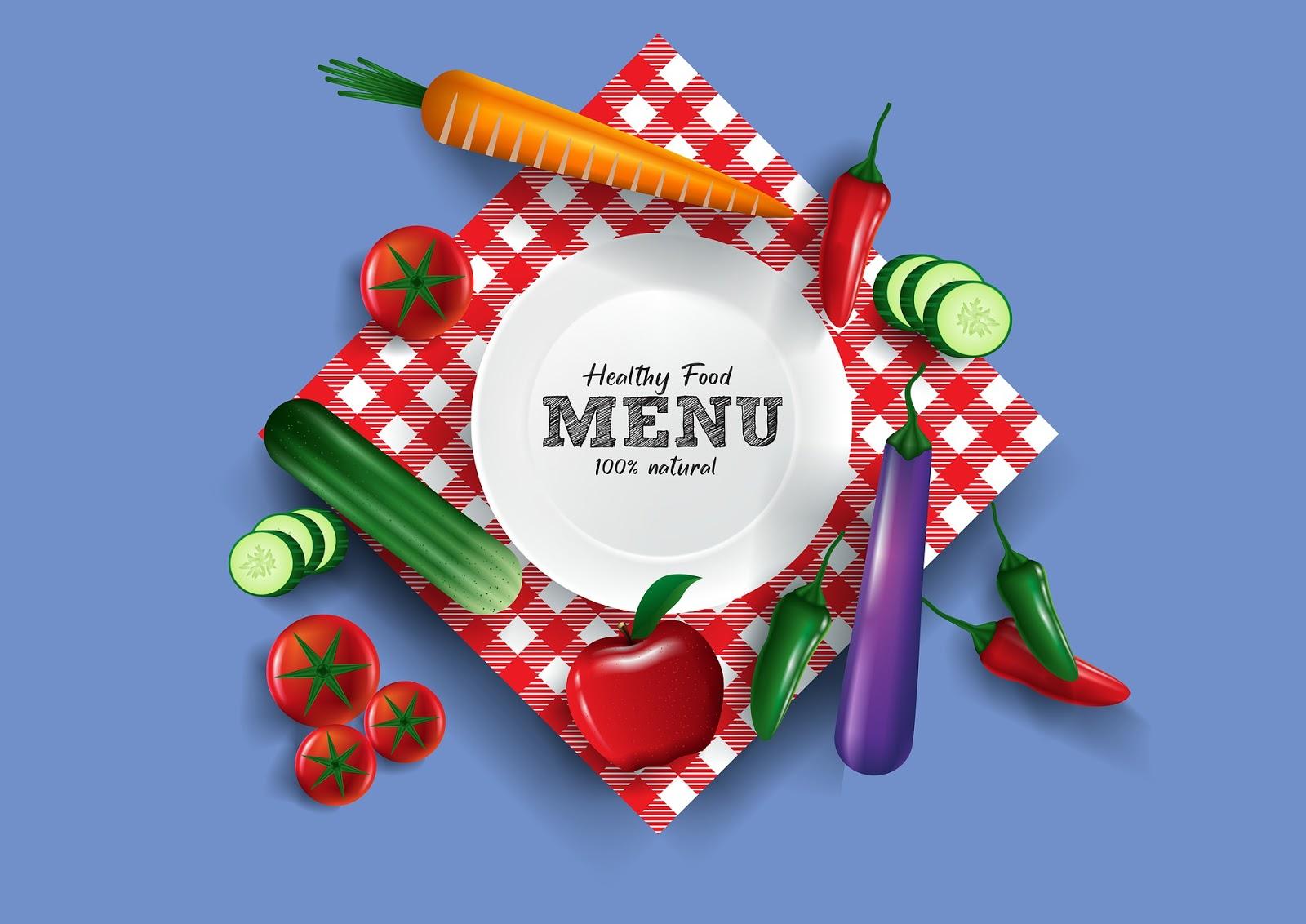 Daftar menu makanan sehat setiap hari
