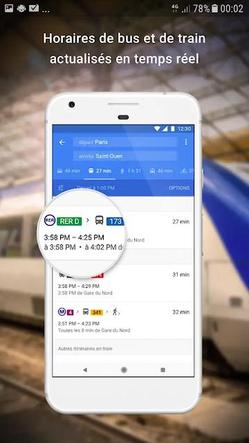 تحديث تطبيق الخرائط Google Maps يحصل على ميزات جديدة من أجل سهولة التنقل والموسيقى