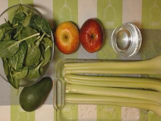 skład na zielny koktajl