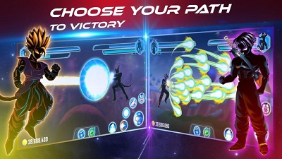 Dragon Shadow Battle Warriors Super Hero Legend Mod Apk