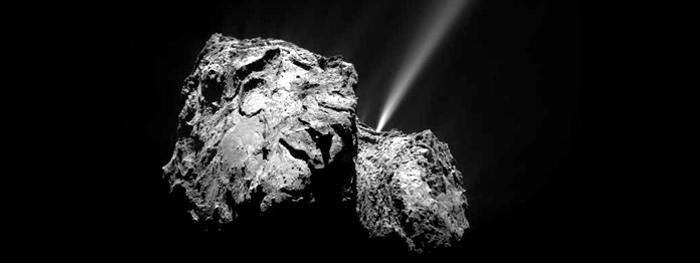 elemento fundamental para a vida encontrado em cometa