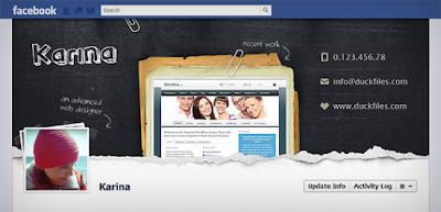 Facebook Timeline Cover (PSD)