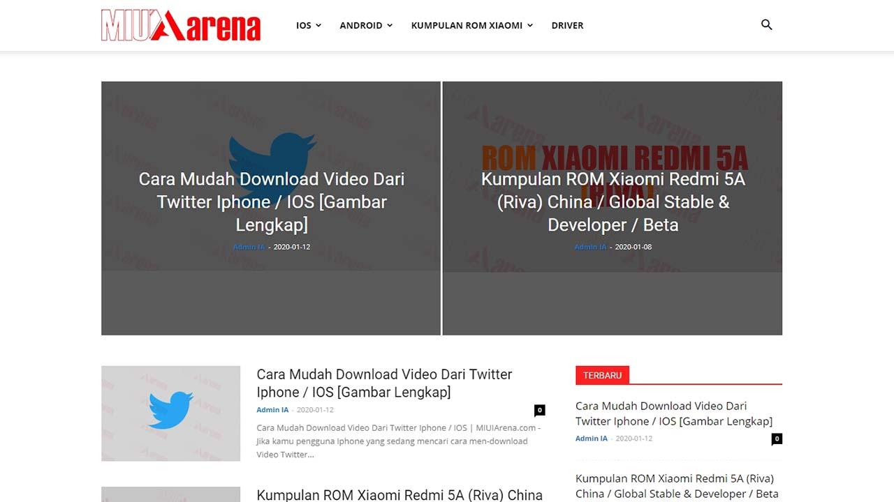 Blog Smartphone Terbaik Dan Terlengkap Indonesia