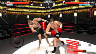 Muay Thai Fighting Clash Mod APK