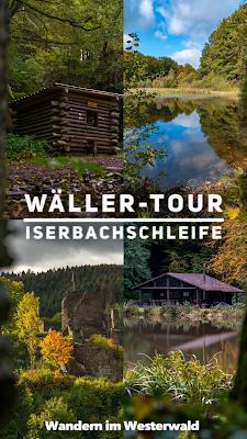 Wäller Tour Iserbachschleife  Wandern im Westerwald 20