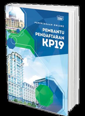 Bahan Rujukan Penolong Pendaftaran KP19 (Sabah & Sarawak)