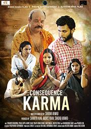 Consequence Karma (2021) Hindi 720p HDRip 900MB Full Movie