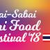 PAMERAN YANG TERBAIK DARI THAILAND DI 'PESTA MAKANAN THAI SABAI-SABAI 2018'