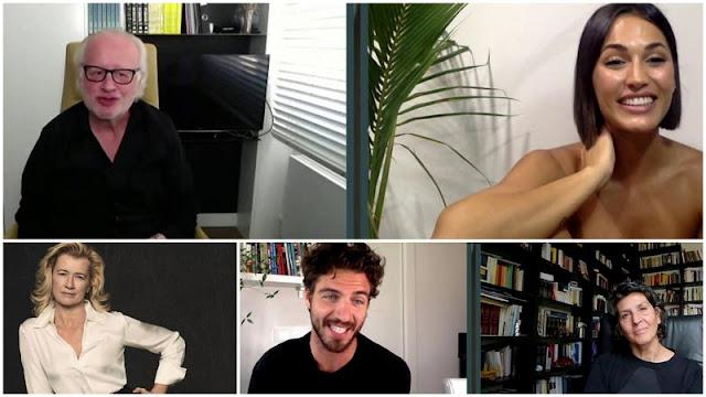 Entrevistas: Juan Echanove,Michelle Calvó, Maxi Iglesias y Elvira Mínguez. Especial Ana Duato