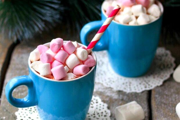 Рецепт шоколадно-кавового напою, який зігріє в морозяні вечори