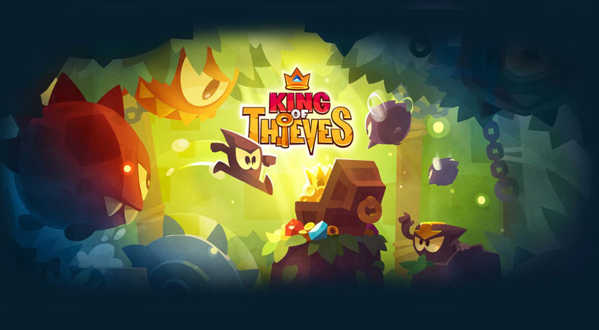 King of Thieves V2.43 Apk + MOD