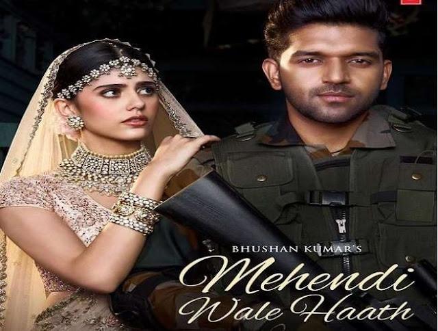 Mehendi Wale Haath Lyrics in English :- Guru Randhawa | Sanjana Sanghi, mehendi wale haath lyrics
