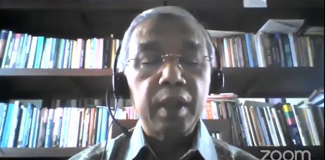 Busyro Muqoddas: Keselamatan Lebih Dibutuhkan Dibanding Pesta Demokrasi Yang Membusuk