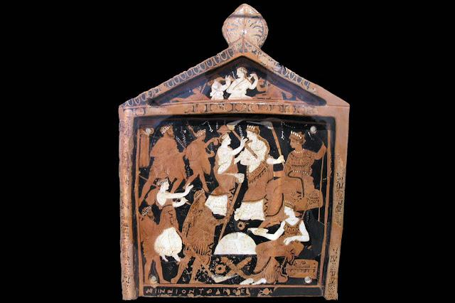 Ο κυκεώνας, το ποτό που έπιναν οι μύστες κατά τα Ελευσίνια Μυστήρια