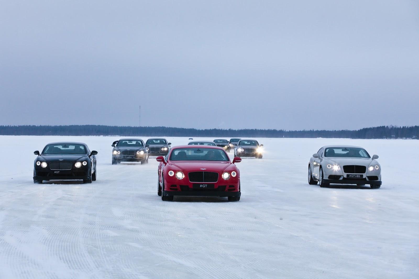 Bentayga%2Bmakes%2BPower%2Bon%2BIce%2BDebut%2B Οδήγησε την Bentley Bentayga παρέα με τον Juha Kankkunen