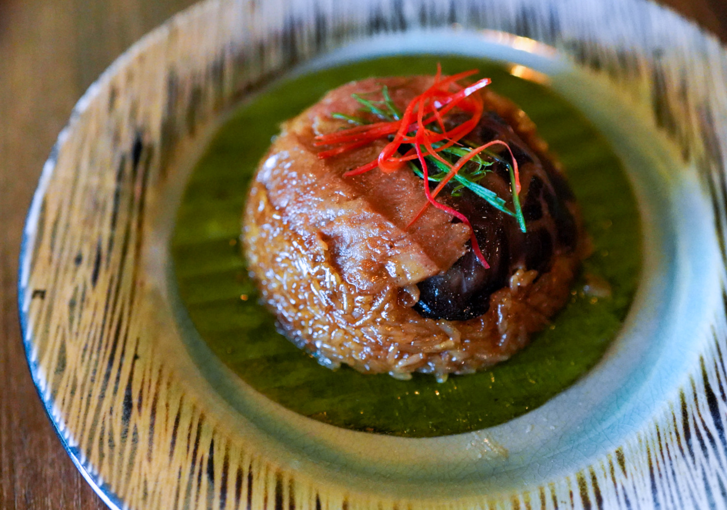 dim sum: mehra thai cuisine x le sense, damansara kim