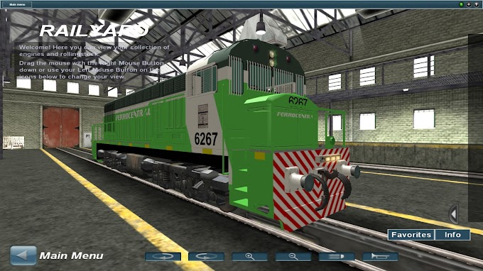 Android - GAIA 6267 Ferrocentral