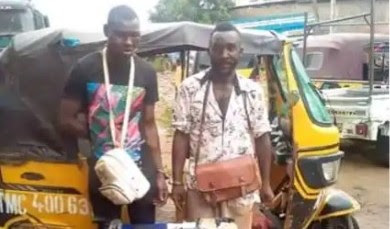 Notorious Robbers Arrested In Anambra, Lots Of Stolen Phones Recovered (Photos)