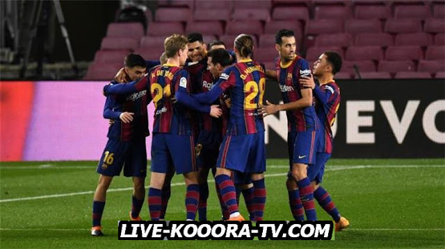 موعد مباراة برشلونة وخيتافي اليوم 2021/8/29 والقنوات الناقلة والتشكيل المتوقع