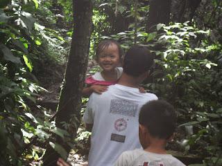 Asyiknya Menjelajah Hutan T.N .Gunung Merapi