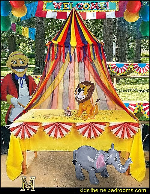 Outdoor Carnival Decorating Kit  sc 1 st  Decorating theme bedrooms - Maries Manor & Decorating theme bedrooms - Maries Manor: circus