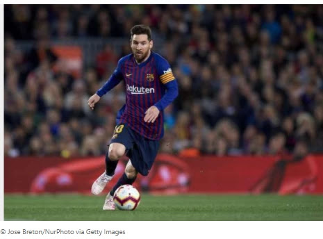 New News: Lionel Messi will stay in Barcelona