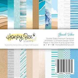 BEACH VIBES PAPER PAD