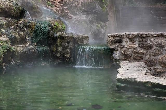 5- Hot Springs National Park, Arkansas