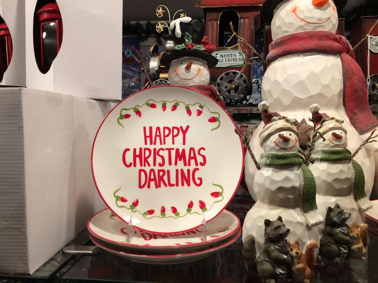 merry christmas darling