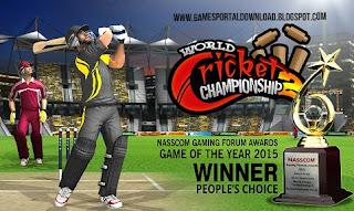 World Cricket Championship 2 MOD APK 2.7