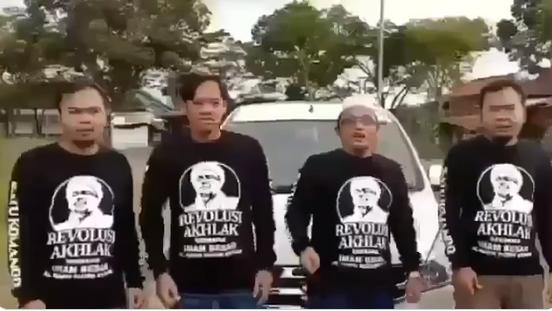 Dilarang Reunian, Gerakan Berkaos Habib Rizieq 100 Ulama dan Tokoh Nasional Tetap Jalan Terus