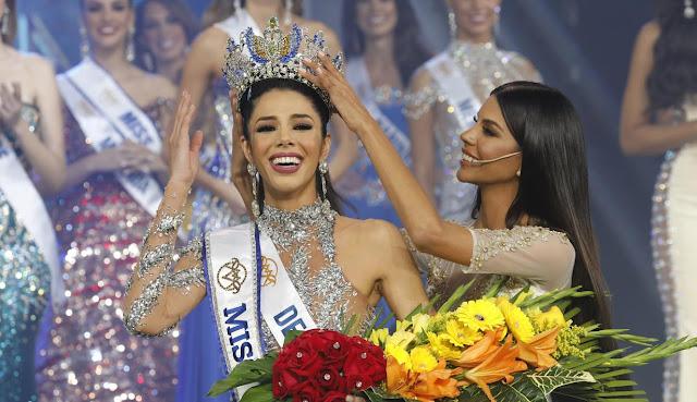 thalia olvino miss venezuela 2019